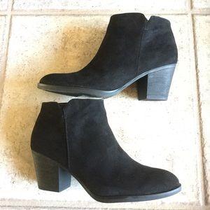 Charlotte Russe  black booties